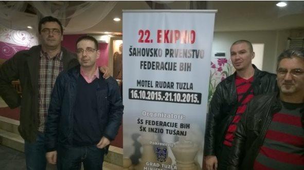 Šahovsko prvenstvo FBiH