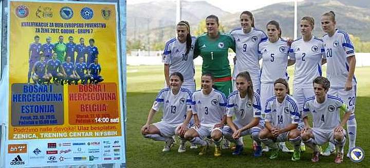 Ženska nogometna reprezentacija BiH