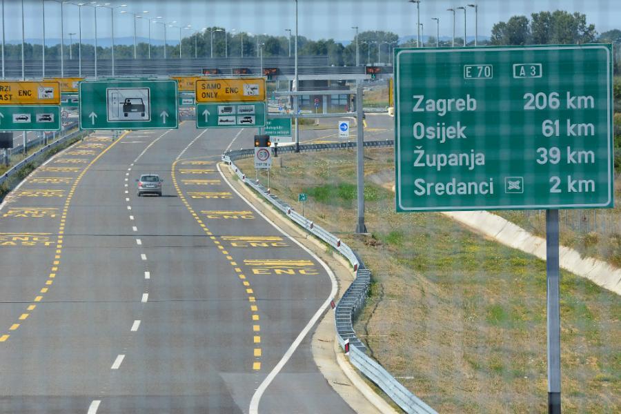 Autoceste u regionu