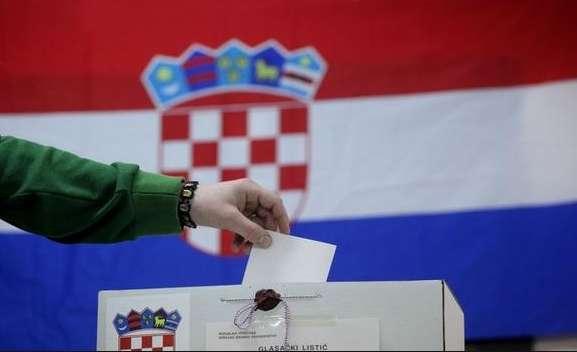 Hrvatska: poziv na glasanje