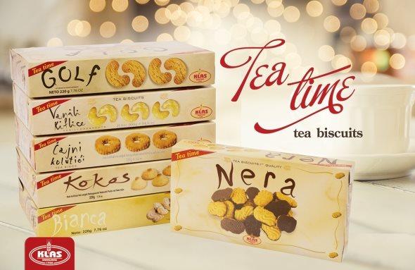 Klas Tea time