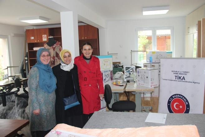 Podrška ekonomskom osnaživanju žena