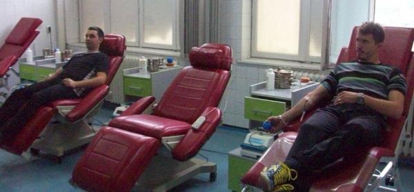Prikupljeno 70 doza krvi