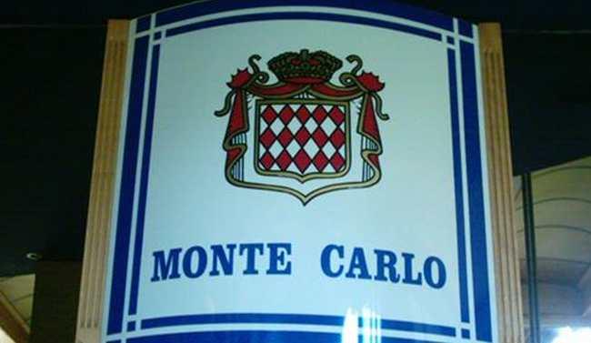 Caffe Monte Carlo