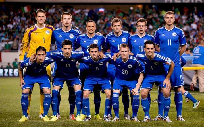 FIFA - reprezentacija BiH na 20. mjestu