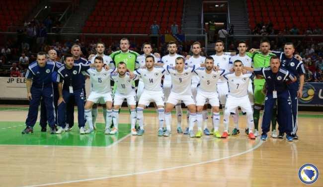 Futsal Zmajevi u Areni