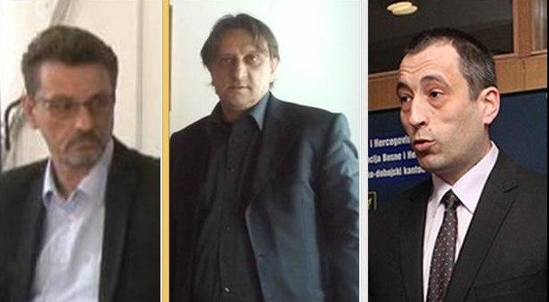 Gvozdenović, Žilić i Bulajić