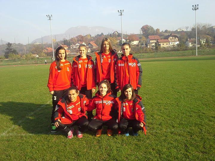 Mlada ekipa ŽNK Čelik
