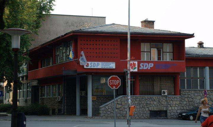 SDP Zenica