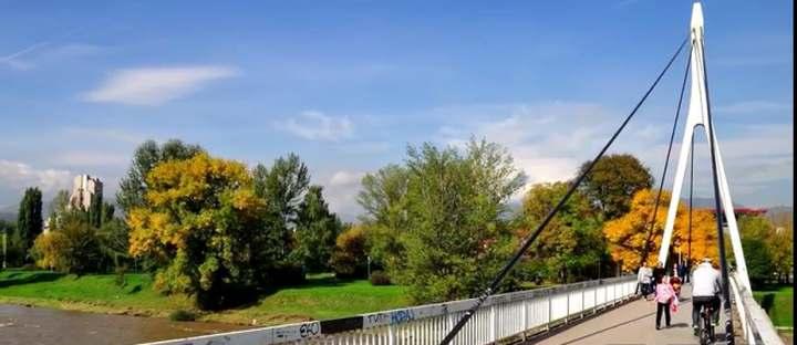 Sanjin Ganić - Jesenje šetnje Zenicom