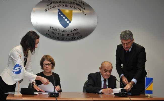 Potpisan Sporazum o Plavoj vodi