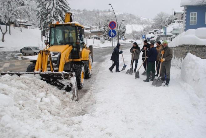 Zimske službe u Zenici