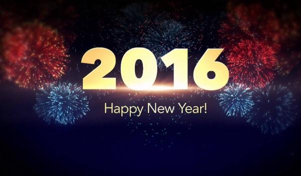 Čestitka za Novu 2016. godinu