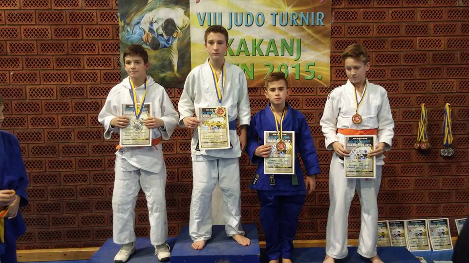 Ahmetspahić Hamza-bronzana medalja