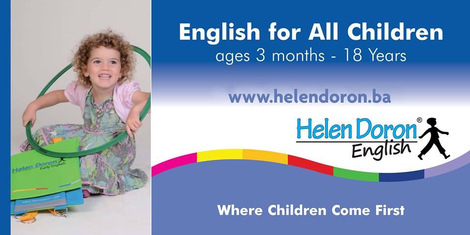 Helen Doron Early English škola u Zenici