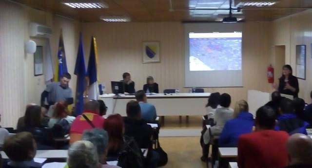 Mapirano 250 logora u BiH