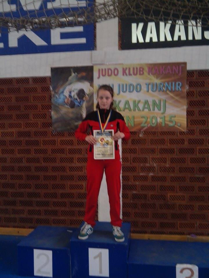Obradović Nina-zlatna medalja