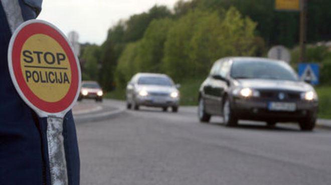Akcija MUP-a ZDK u saobraćaju