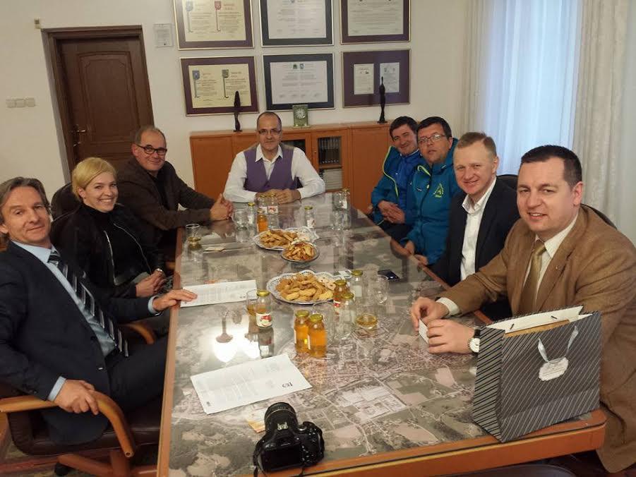 Mostovi Prijateljstva posjetili Slovenj Gradec