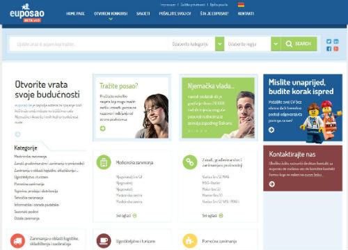 Pokrenut prvi portal sa konkursima za radna mjesta u EU