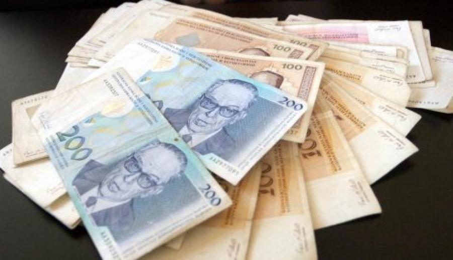 Najveća plata u BiH iznosi 35.000 maraka