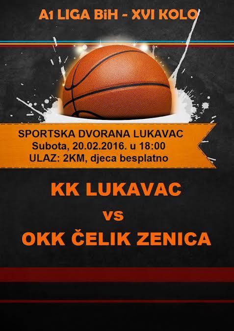 Poraz OKK Čelik u Lukavcu