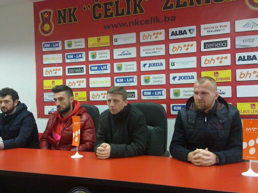 Press u NK Čelik uoči 19. kola prvenstva