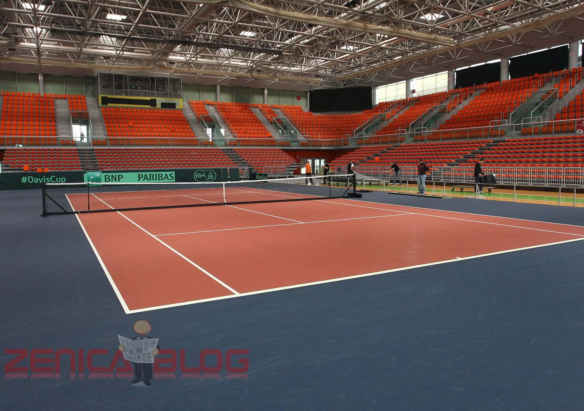Prodaja ulaznica za Davis Cup