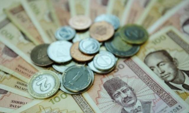 Prosječna neto plaća u decembru 842 KM