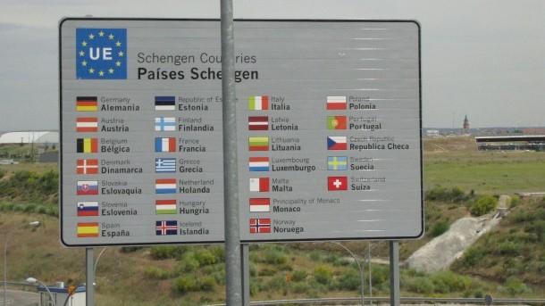 Ukidanje Šengena koštalo bi evropske zemlje