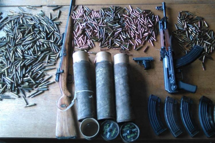 BiH ima skoro 13.000 tona viškova municije i 40.000 tona naoružanja