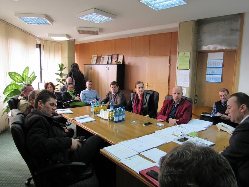 Ministar Čolaković sa predstavnicima boraca
