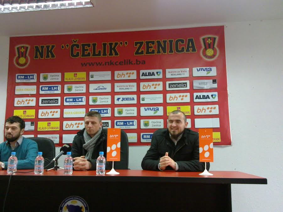 NK Čelik uoči 21. kola