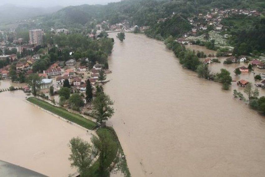 Ne zna se gdje je utrošena skoro polovina novca za obnovu od poplava