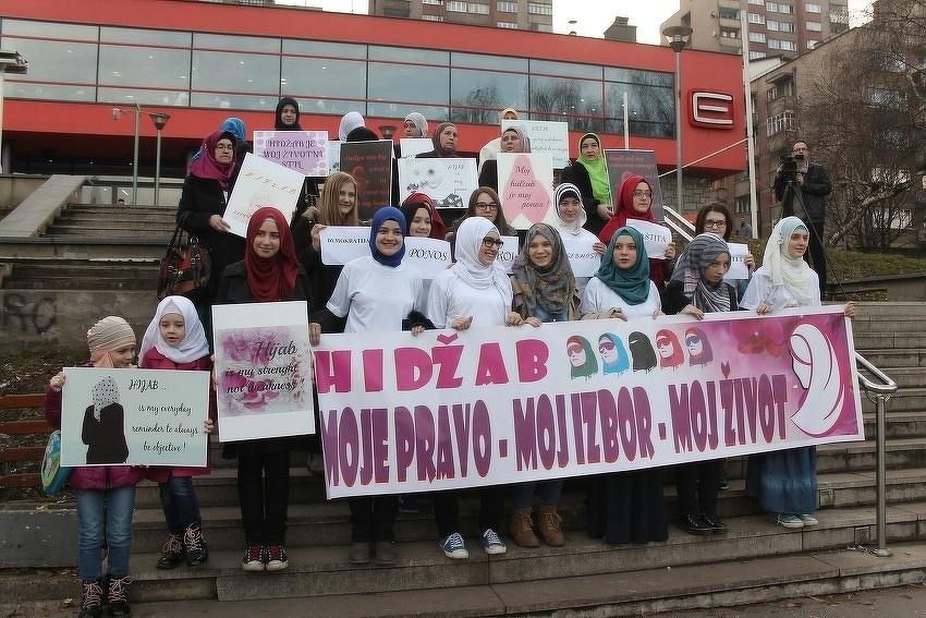 Pažnja javnosti opala, za VSTV nije sporna zabrana nošenja hidžaba