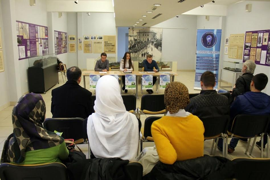 Press konferencija povodom početka realizacije projekta