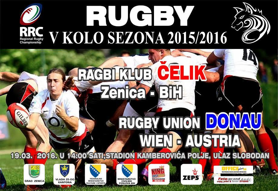 RK Čelik Zenica-RC Donau Beč
