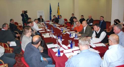 Sastanak UO Saveza udruženja poslodavaca ZDK