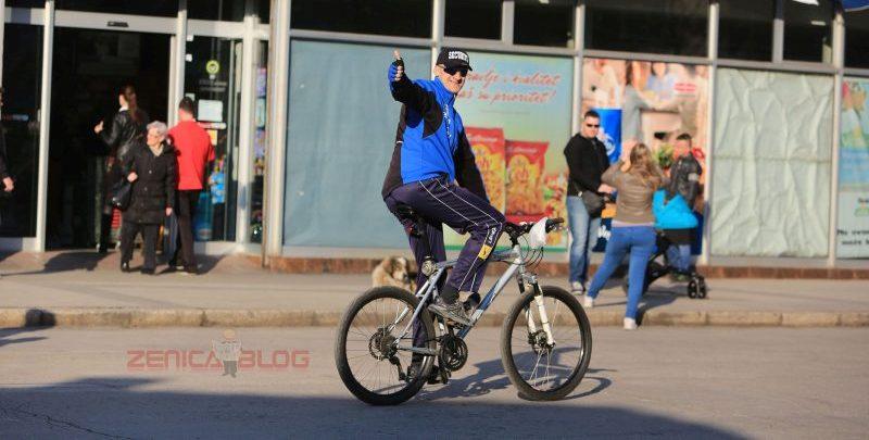 Zeničani na biciklima