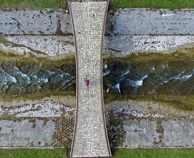 Babina rijeka - most
