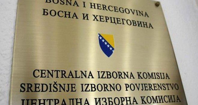 CIK BiH uskoro raspisuje lokalne izbore
