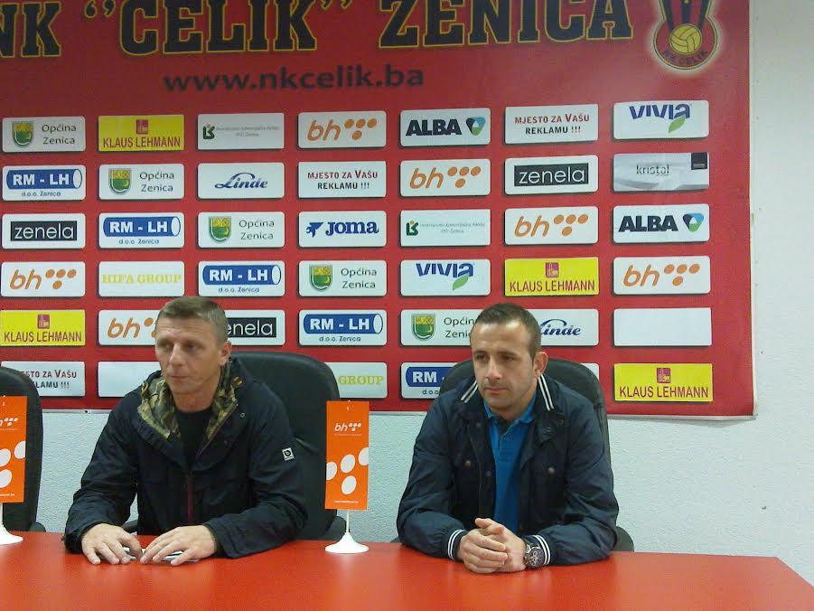 NK Čelik – FK Slavija (16,30 sati)