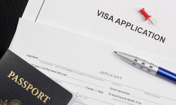 Online vize za turističke posjete Indiji