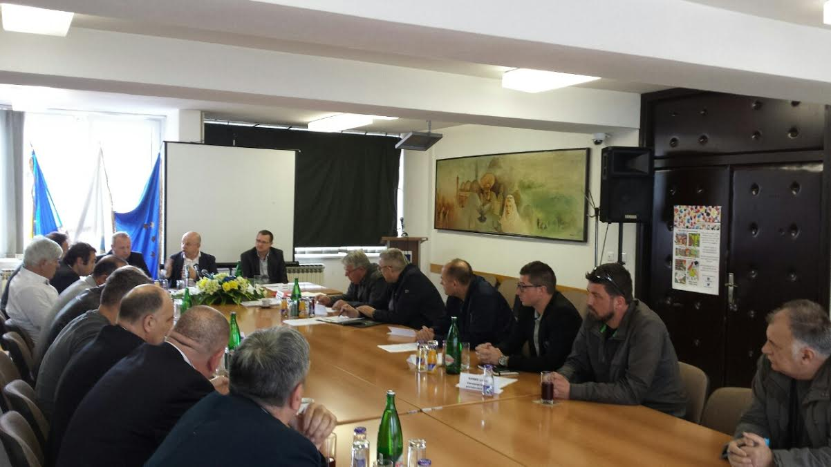 Sastanak Saveza udruženja poslodavaca ZDK