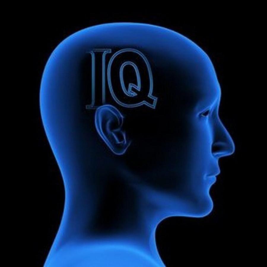 Svjetska rang lista koeficijenta inteligencije