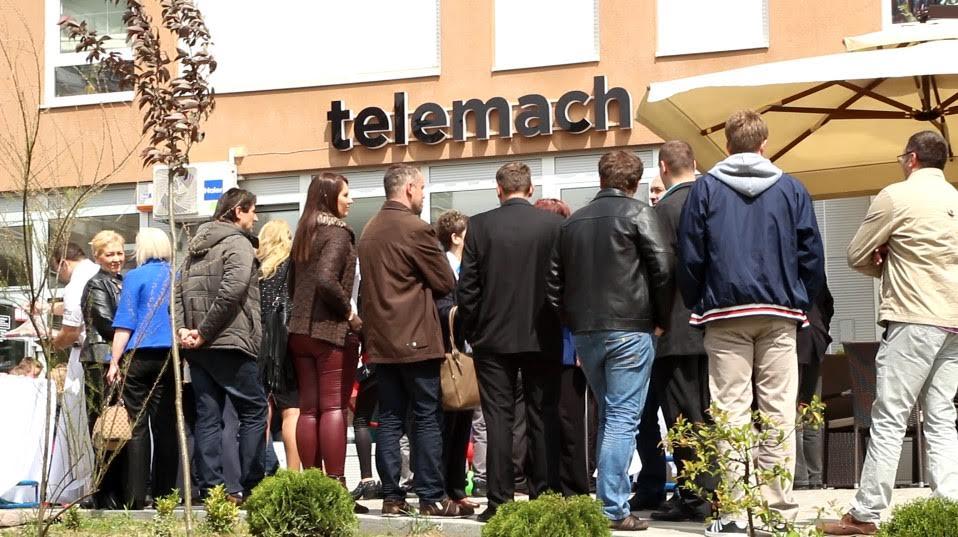 U Tuzli svečano otvoren Telemach korisnički centar