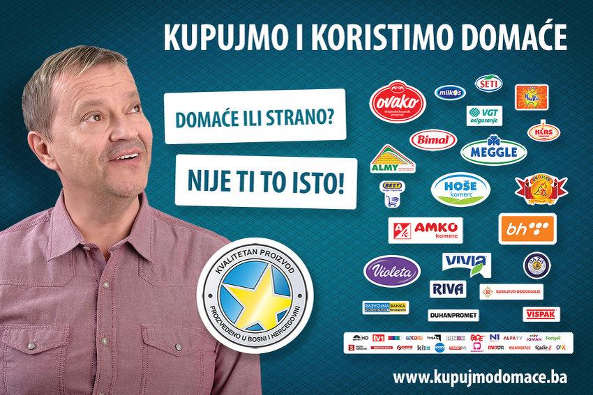 Udruženje Kupujmo i koristimo domaće sa 22 domaće firme pokrenulo novu kampanju