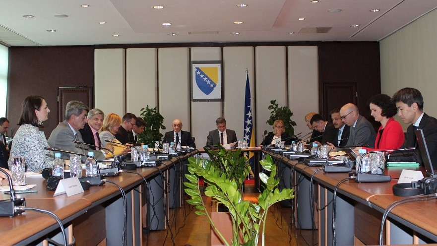 BiH se zadužuje za 550 miliona eura kod MMF-a