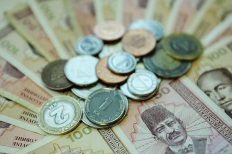 Prosječna plata u martu 843 KM