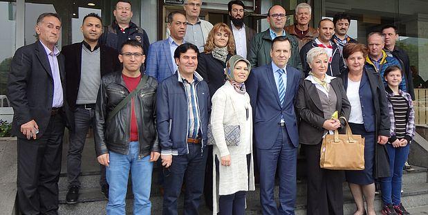 Turska delegacija u posjeti gradskoj upravi Zenica